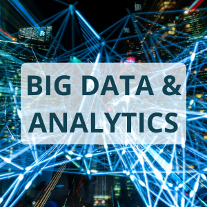 Make intelligent connections with our DATA Analytics solutions
