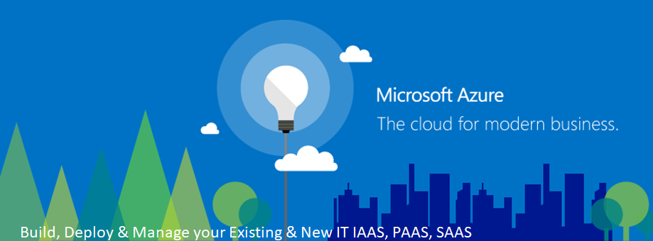 Cloud price offer with Microsoft Azure, AWS & Google Cloud – The Cloud for Modern Business