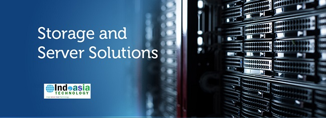 STORAGE & SERVERS SOLUTIONS: - DATA CENTER TECHNOLOGY